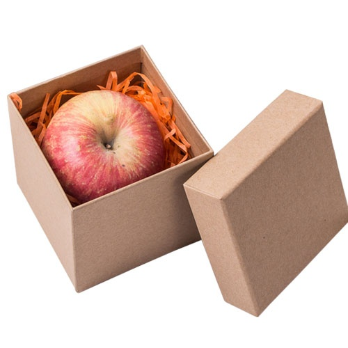Rigid Craft Paper Packaging Boxes