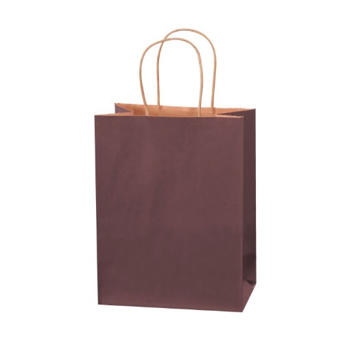 Color Tinted Shopping Bags