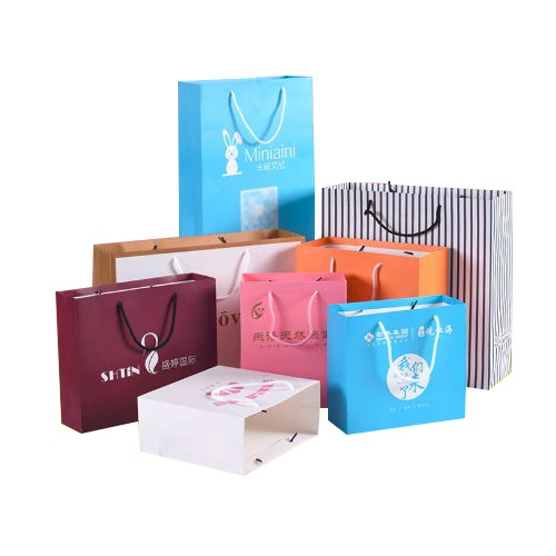 Personalized Paper Carry Bags