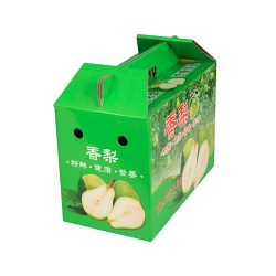 Foldable Fruit Packaging Box