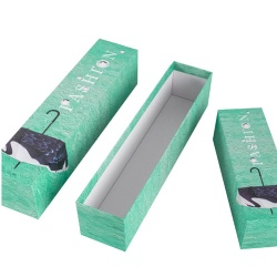 Separate Lid and Base Umbrella Packaging Box