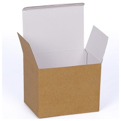 Double Layer Paper Packaging Boxes