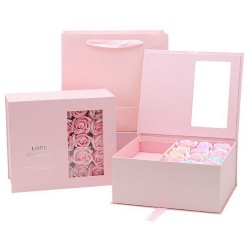 Luxury Flower Packaging Boxes