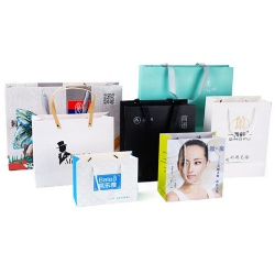 Personalized Offset Printed Paper Bags