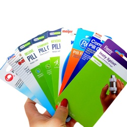 Offset Printing Paper Card