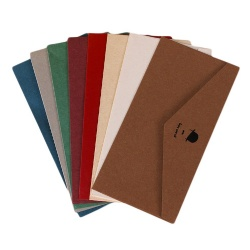 Customize Colorful Paper Envelope